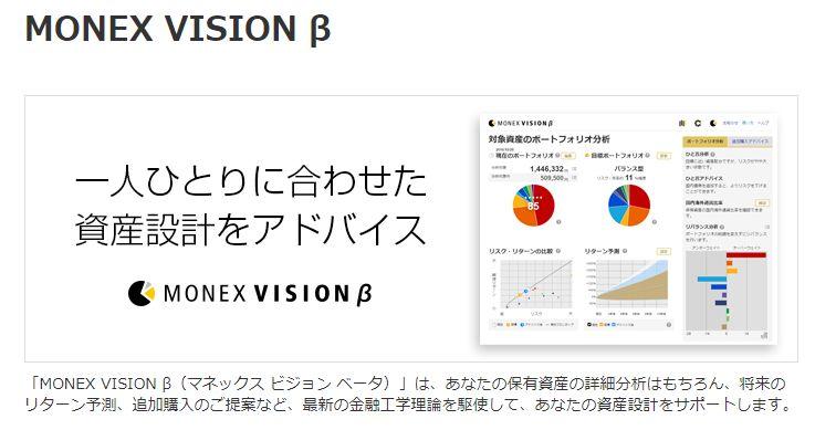 MONEX VISION β